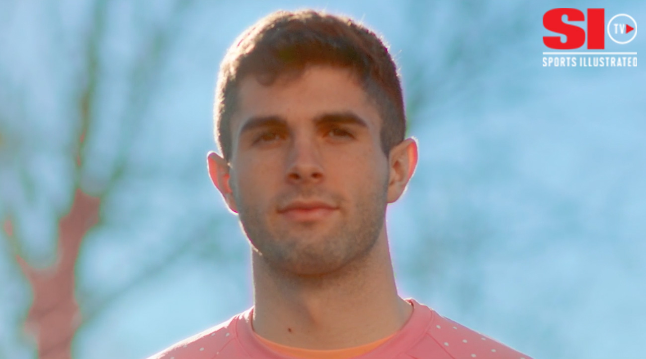 Christian Pulisic is part of the new Exploring Planet Fútbol: Germany