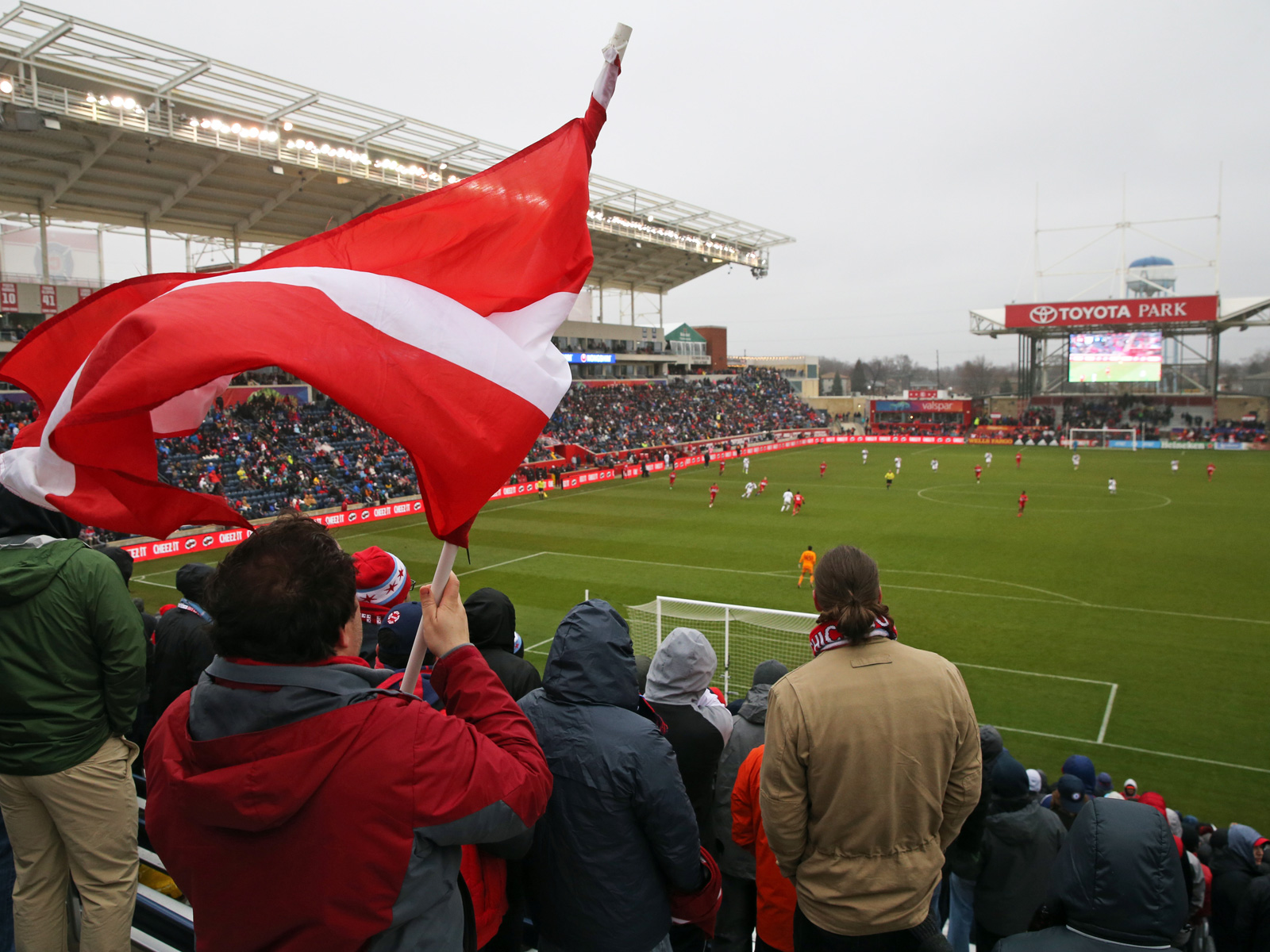 Toyota Park may not be the Chicago Fire's home for much longer