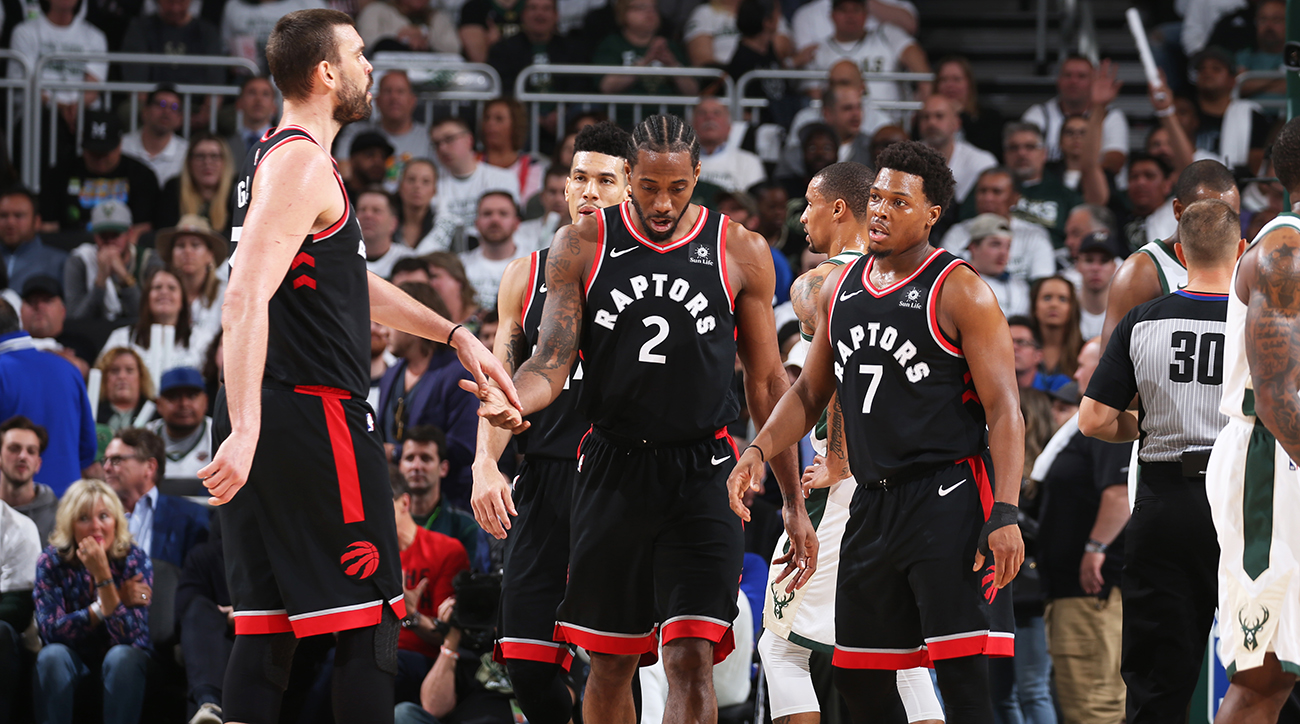 Eastern Conference Finals - Toronto Raptors v Milwaukee Bucks