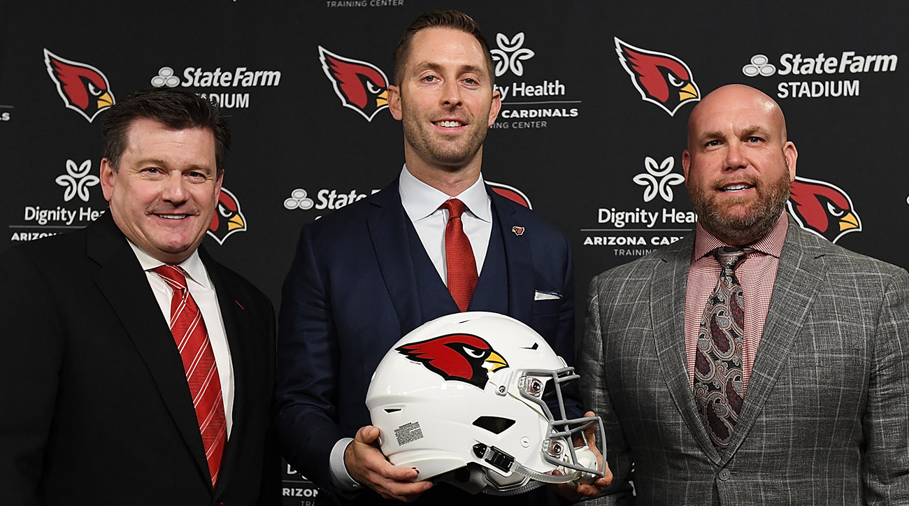 Kliff Kingsbury, Arizona Cardinals head coach