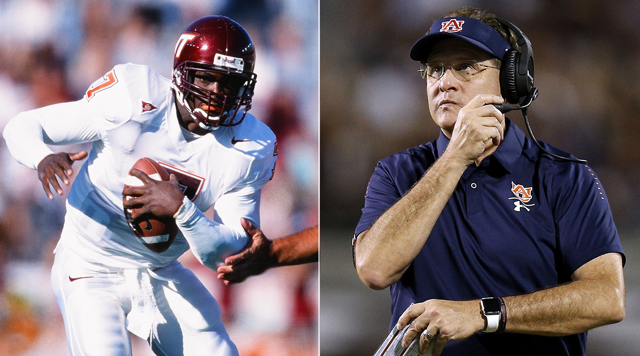 Mike Vick, Gus Malzahn and other dream coach-QB pairings