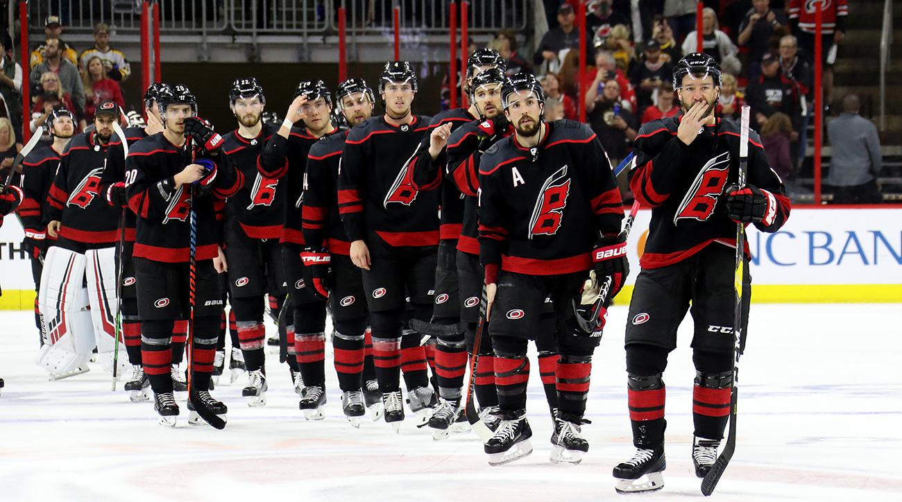 Carolina Hurricanes: NHL playoff run pushes Jerks forward