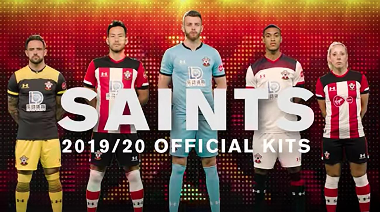 Southampton unveils new kit with Fyre festival parody