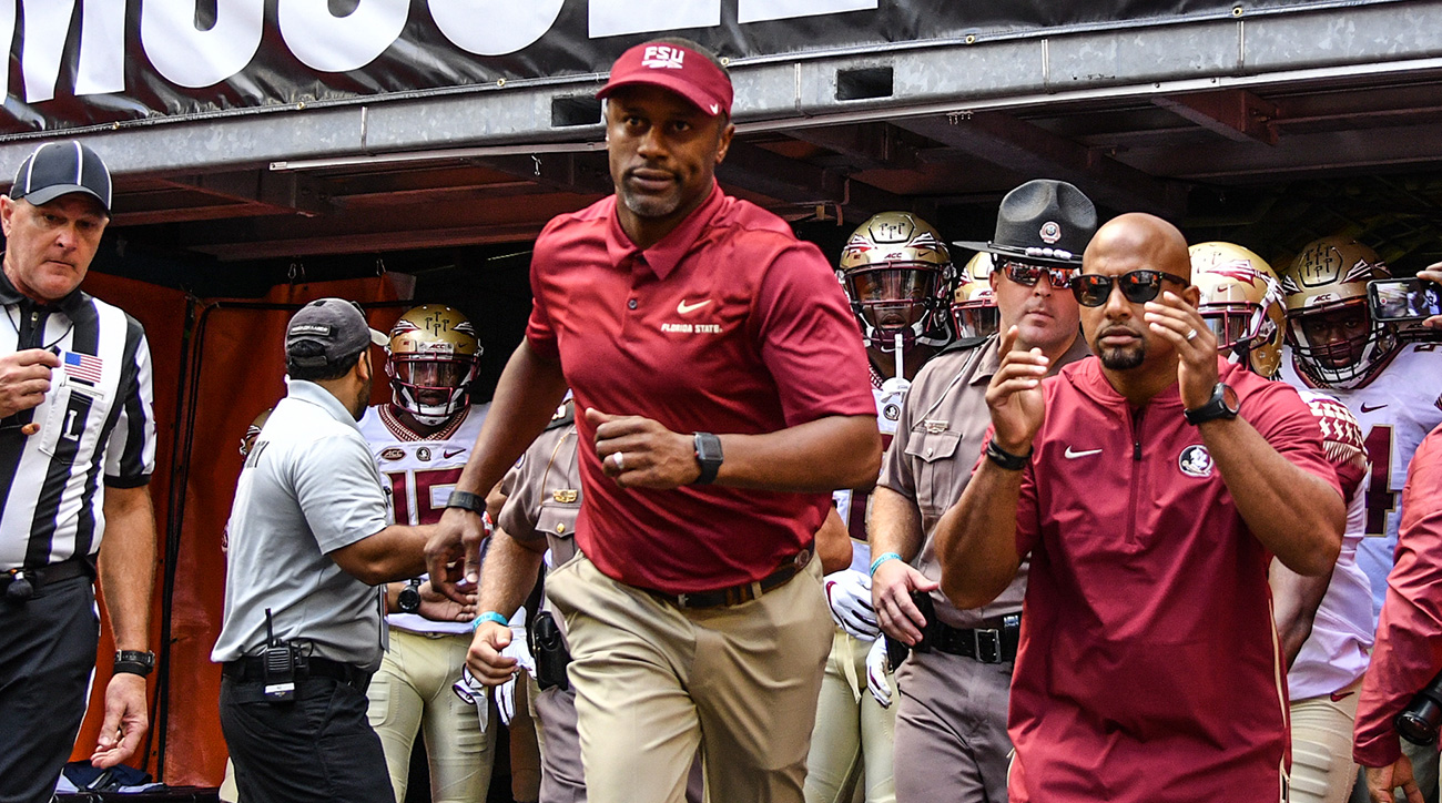 Wille Taggart, Florida State football have hope for 2019 season