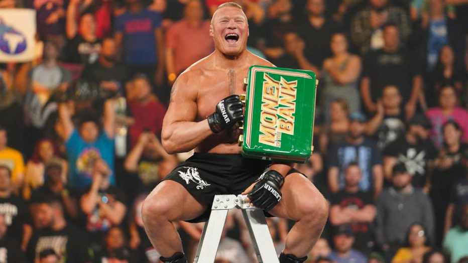 WWE Money in the Bank 2019 results: Brock Lesnar, Bayley shock