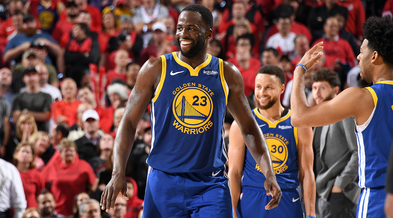Western Conference Finals - Golden State Warriors v Portland Trail Blazers