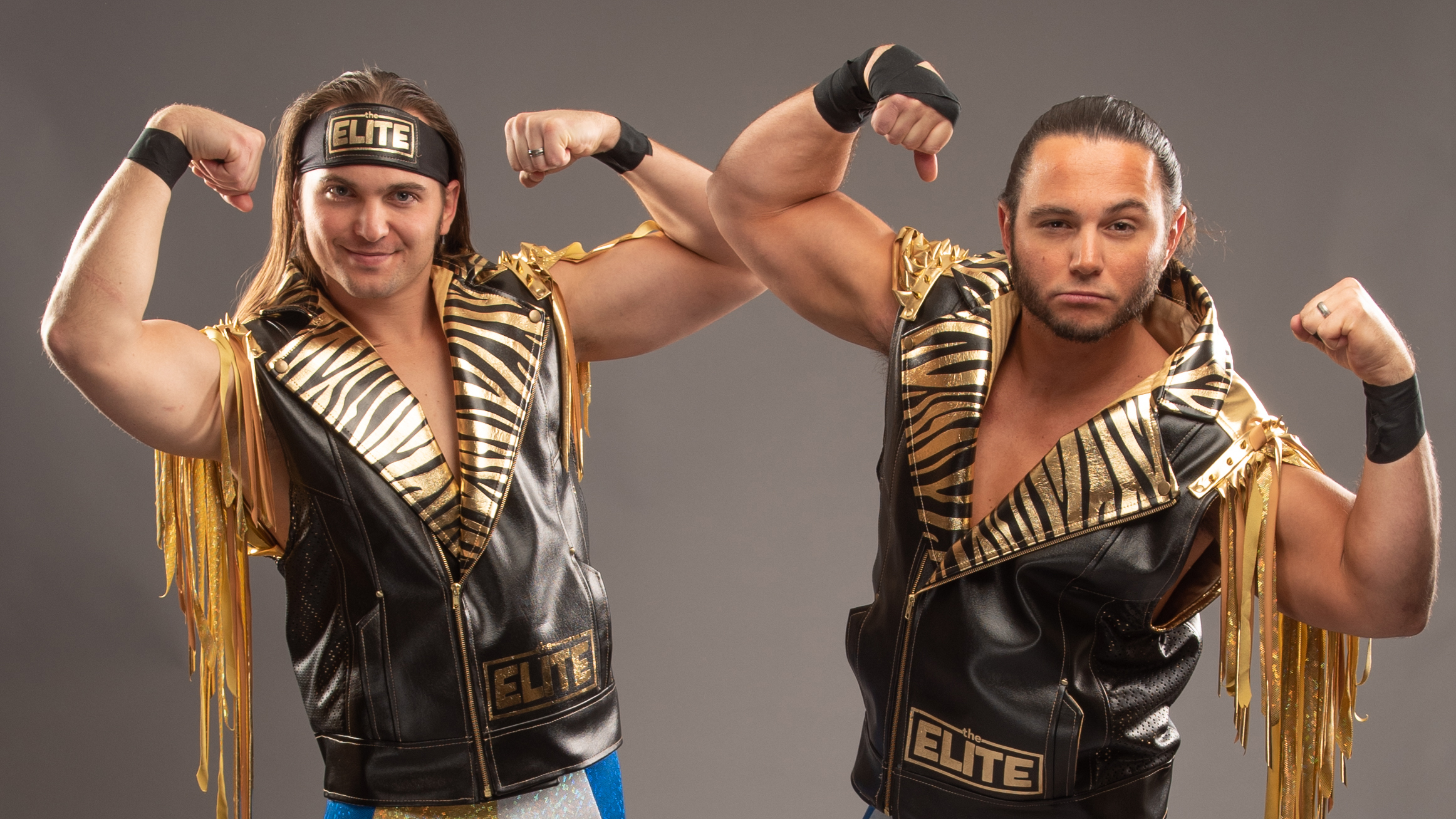 The Young Bucks: Interview with AEW's Matt, Nick Jackson