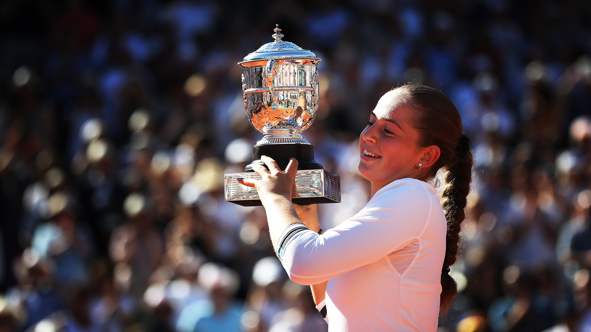 Jelena Ostapenko 2019 French Open