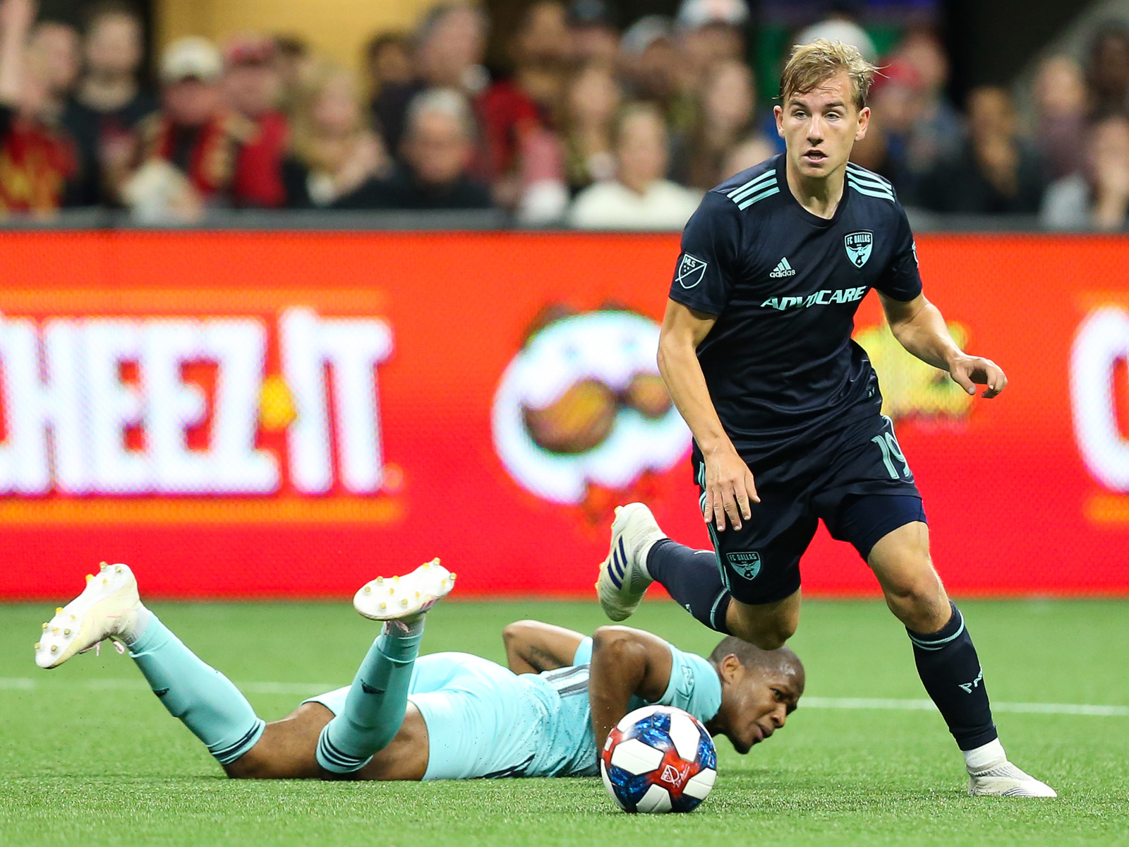 Paxton Pomykal has enjoyed a breakthrough season with FC Dallas