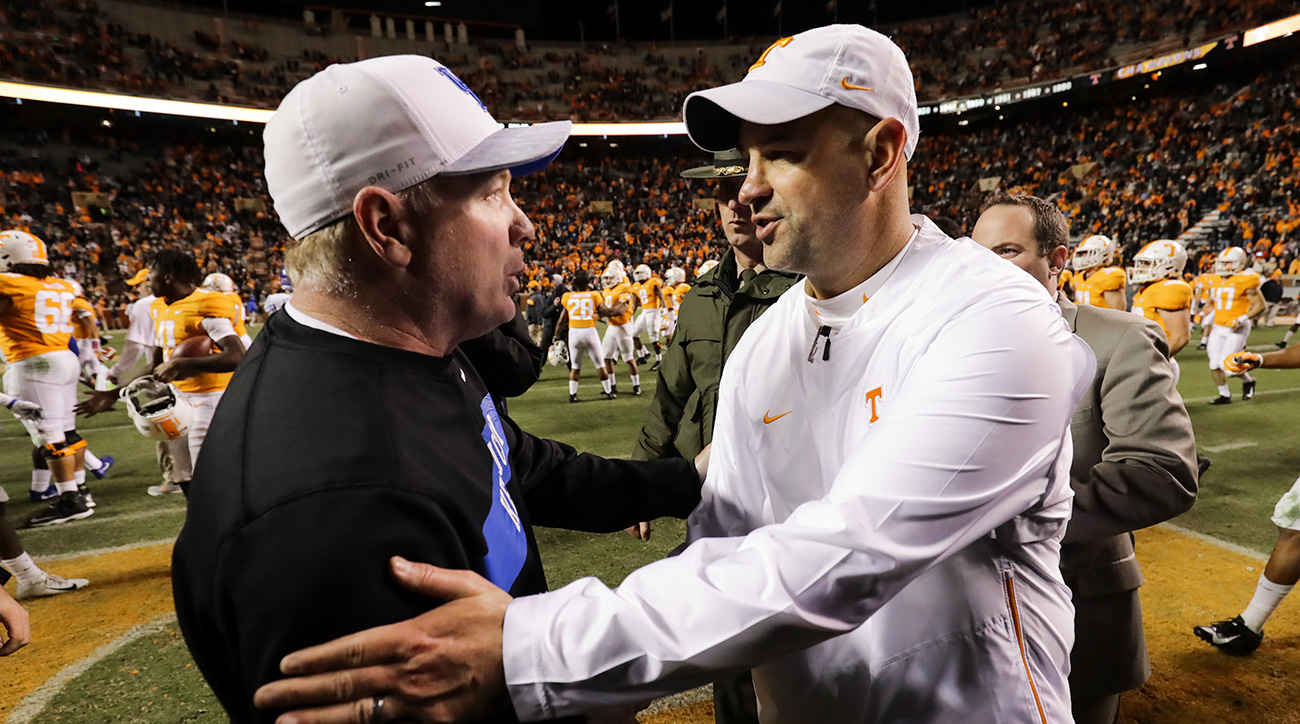 SEC football coaches: Will quiet carousel lead to 2019 chaos?