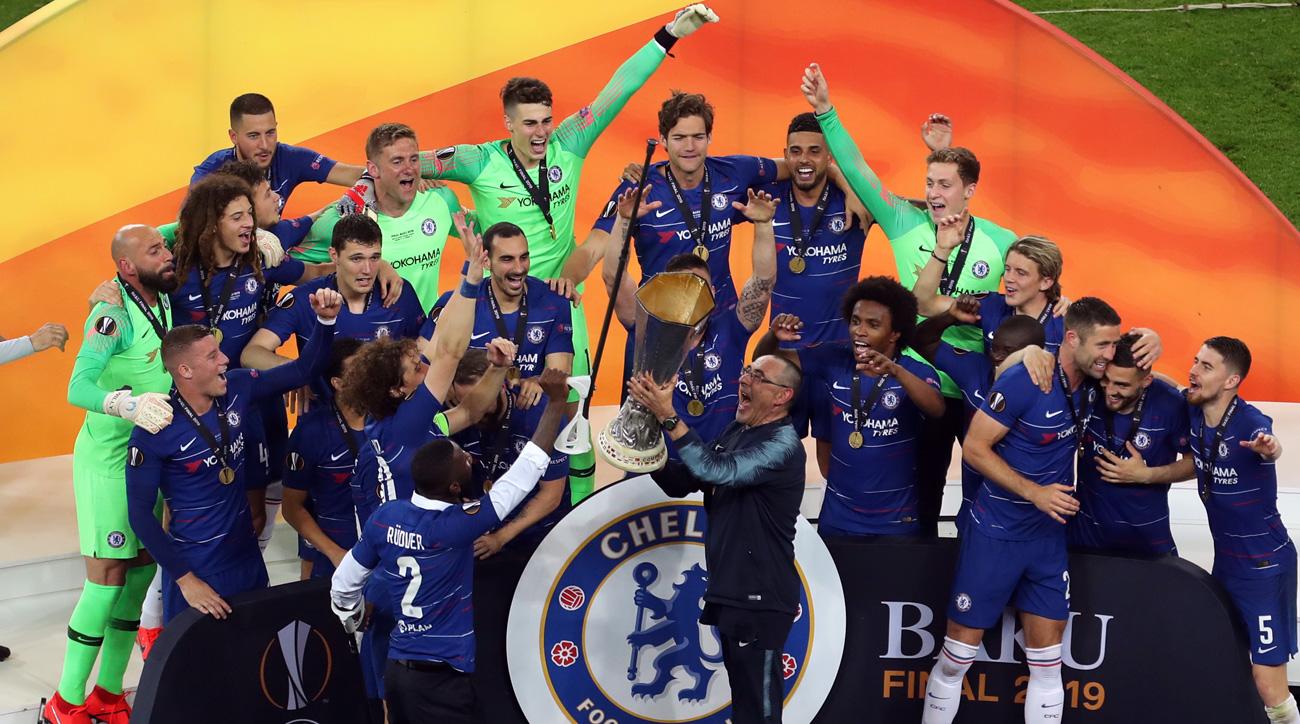 Chelsea wins the Europa League title