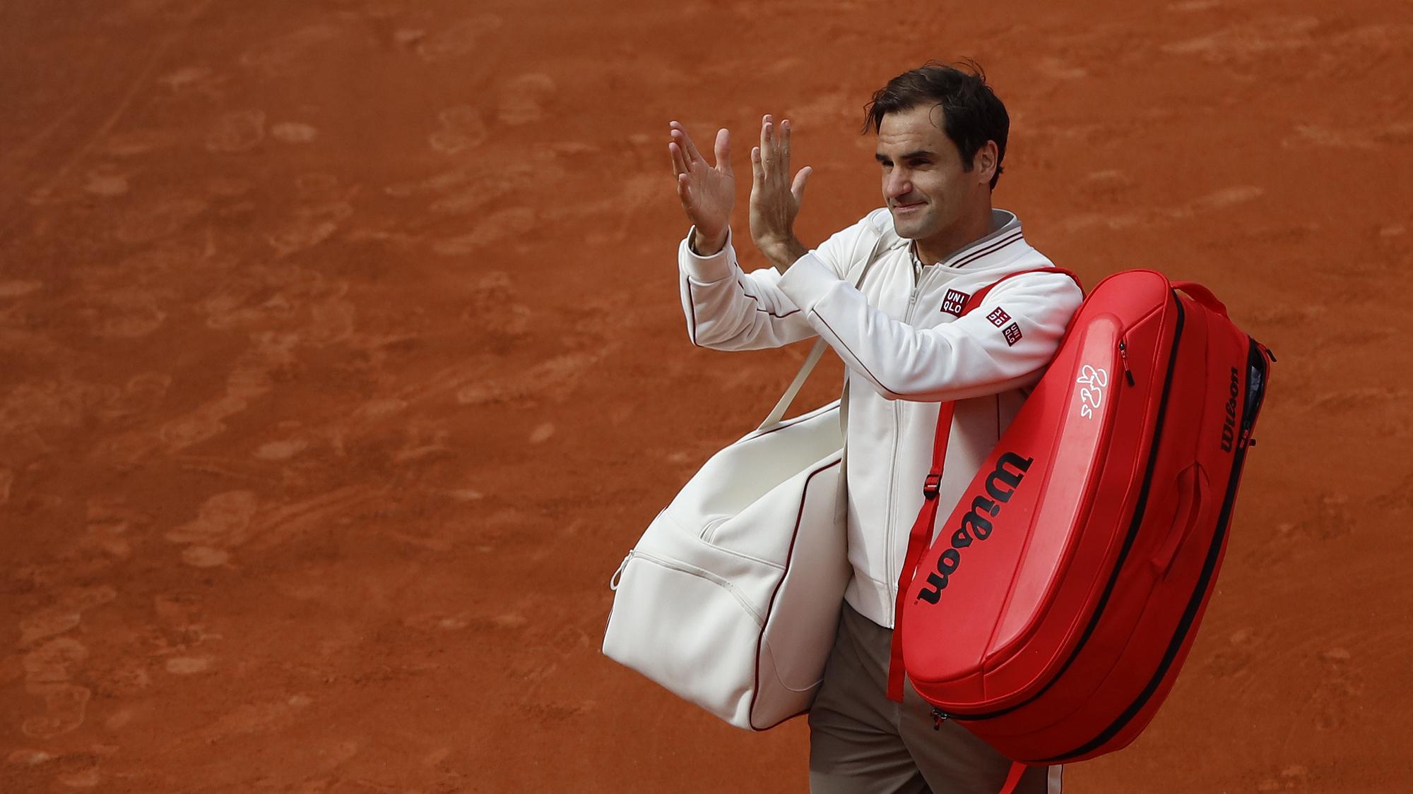 Roger Federer French Open mailbag