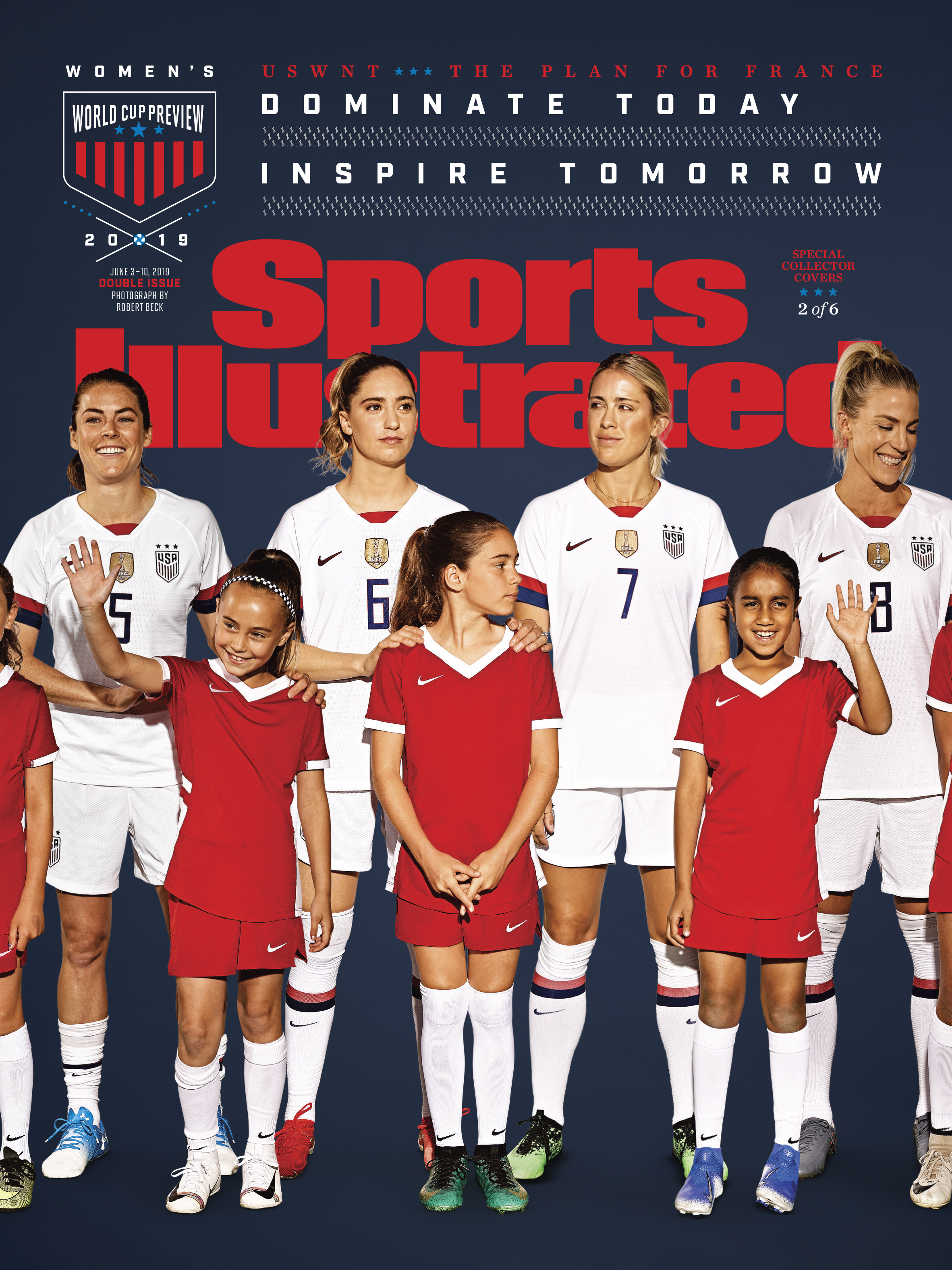 USWNT cover B