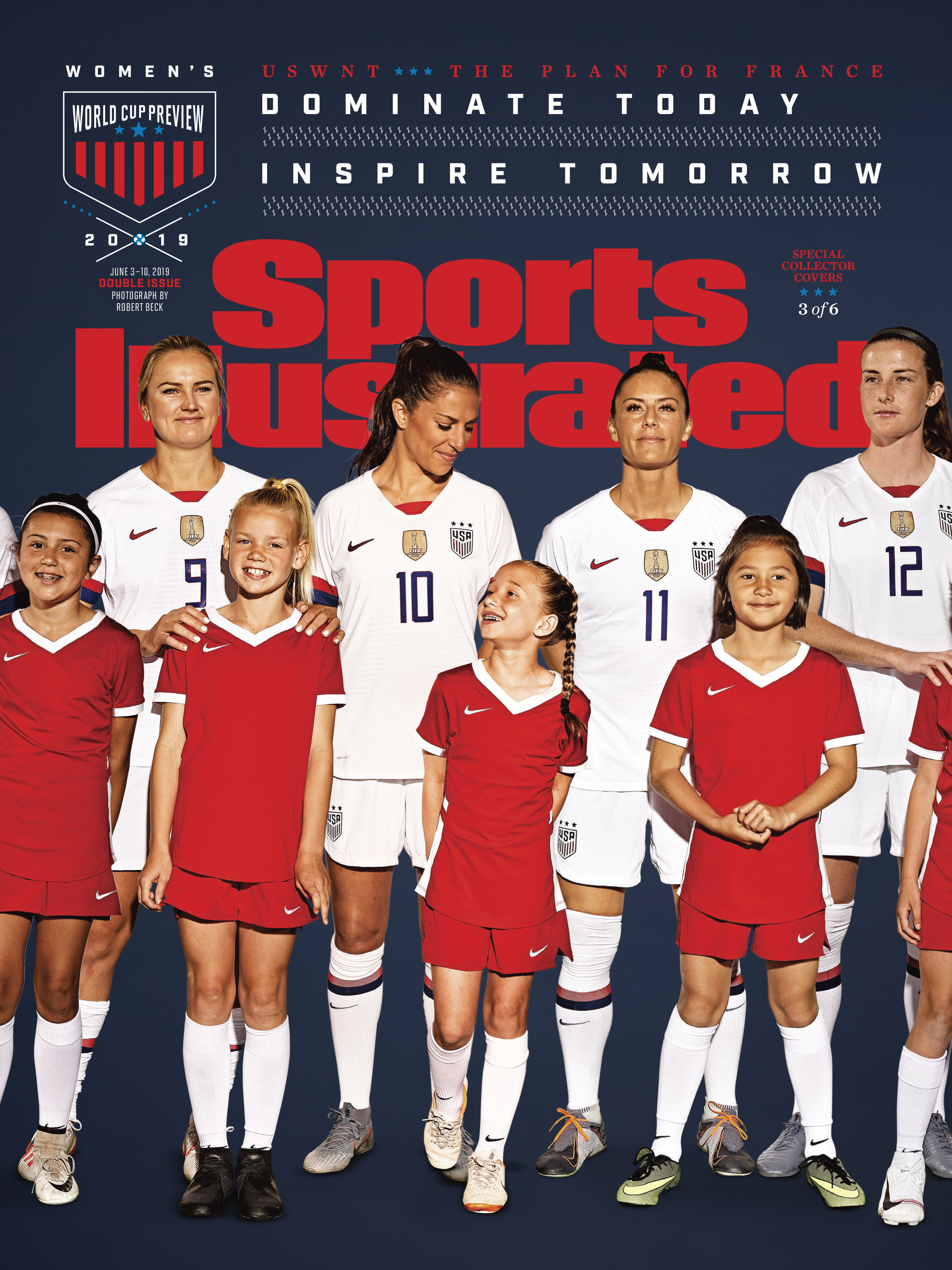 USWNT cover C