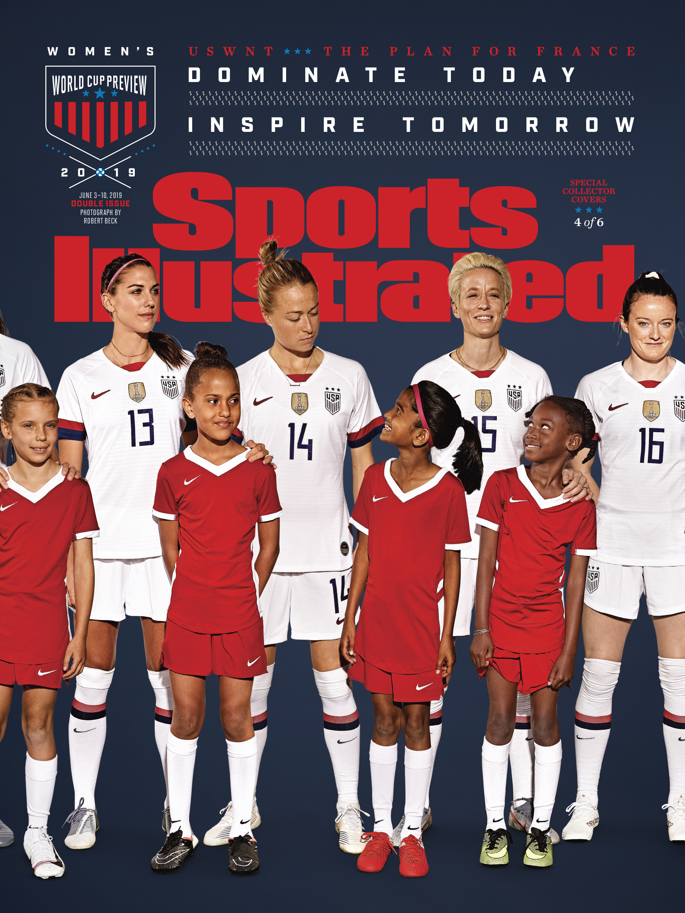 USWNT Cover D
