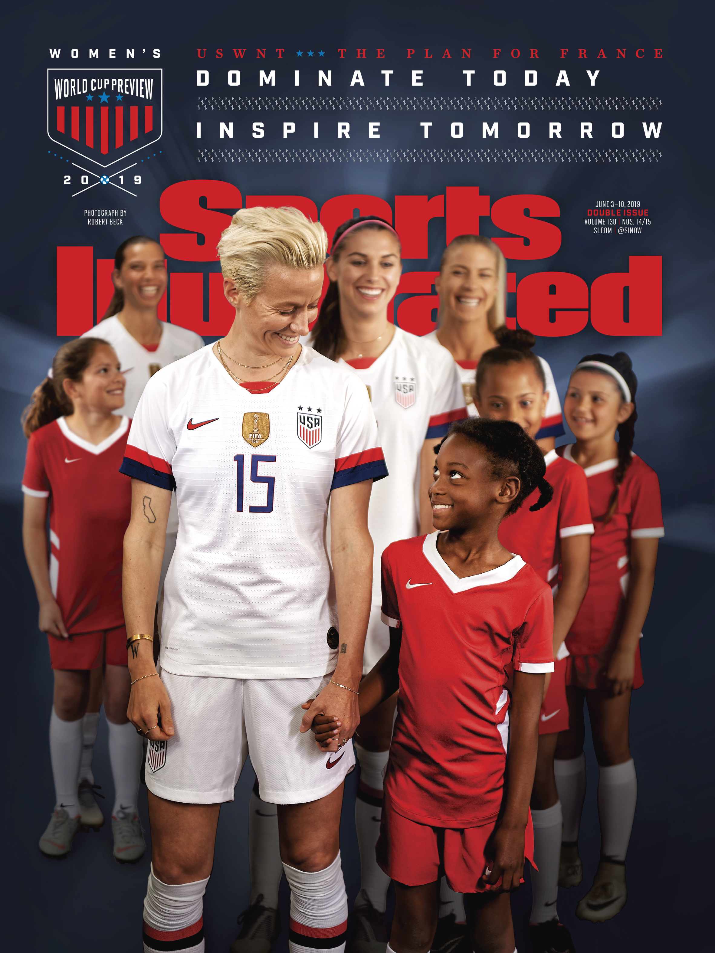 USWNT cover promo