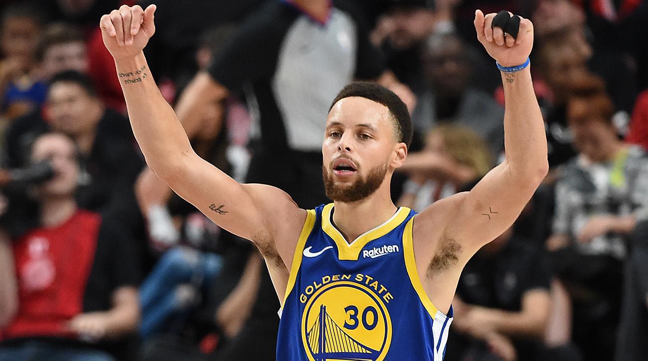 Golden State Warriors v Portland Trail Blazers - Game Three