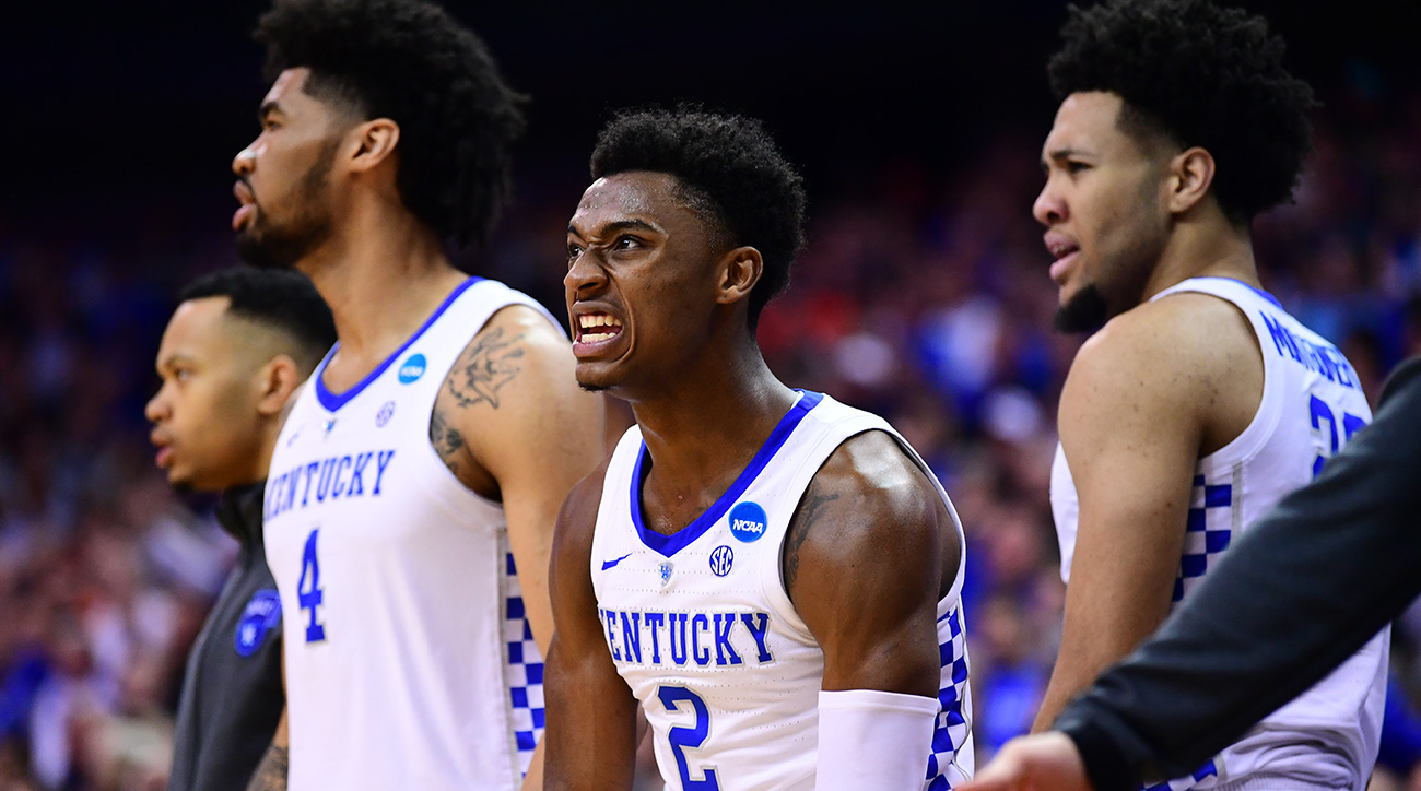 NBA draft 2019: Kansas, Kentucky among deadline winners, losers