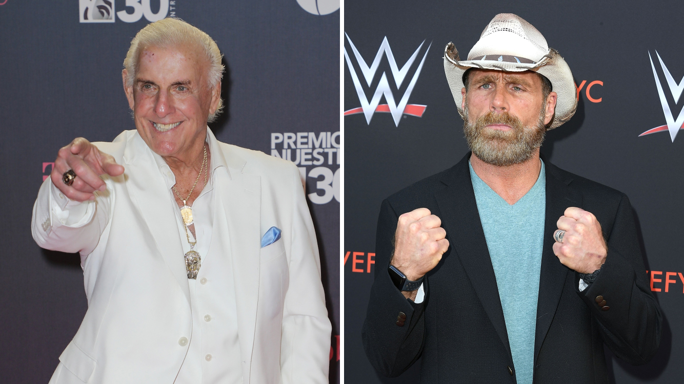 Ric Flair health update: WWE icon's video rant on Shawn Michaels