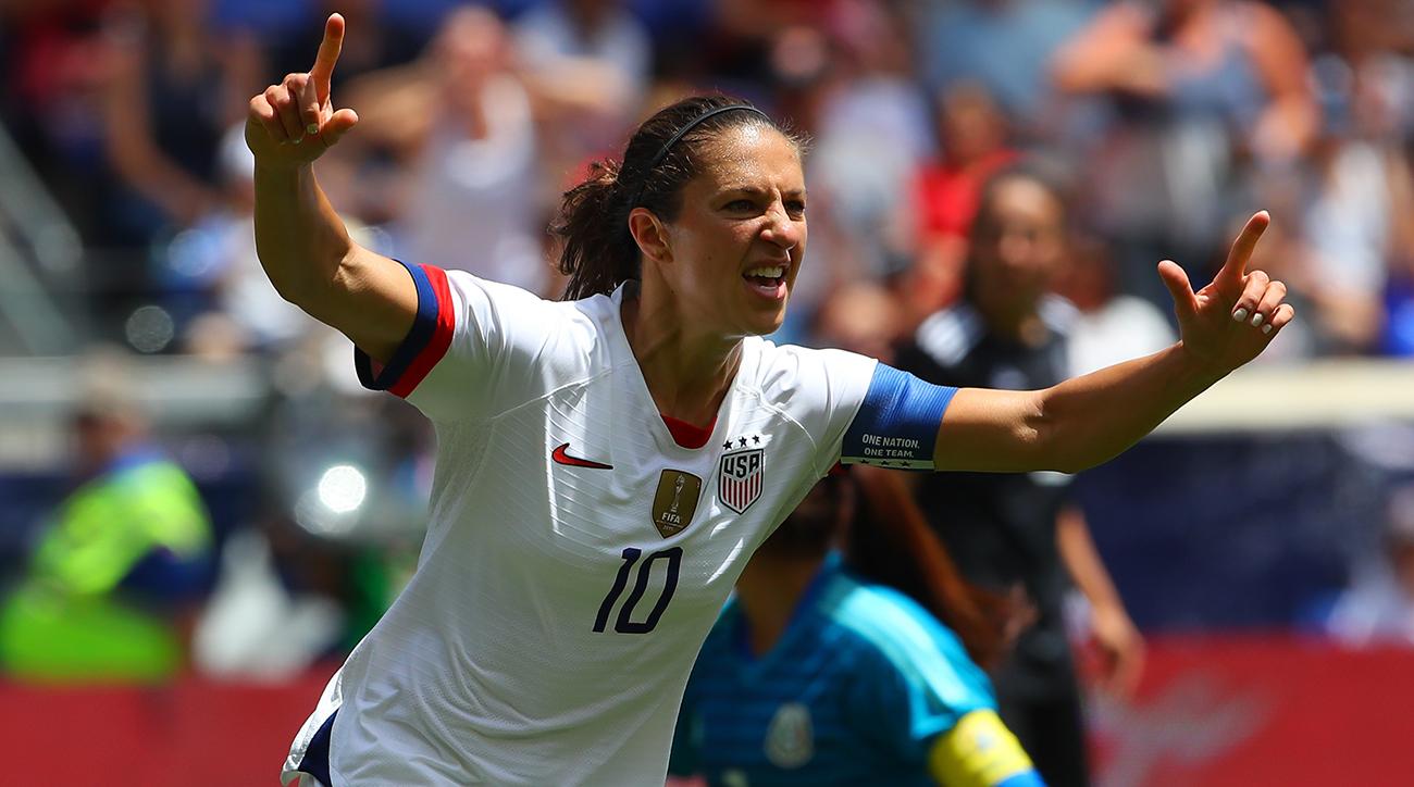 Women's World Cup Hot clicks