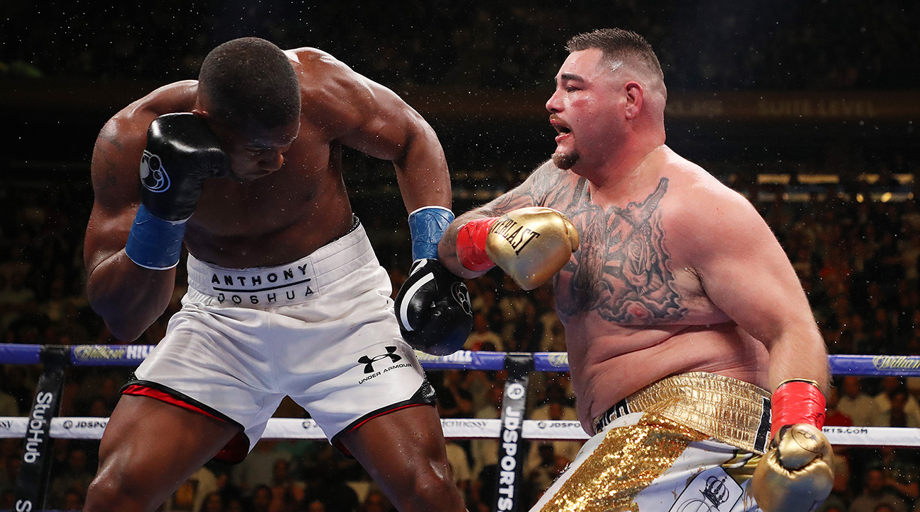 Andy Ruiz Jr memes: Fat boxer a Dad Bod icon