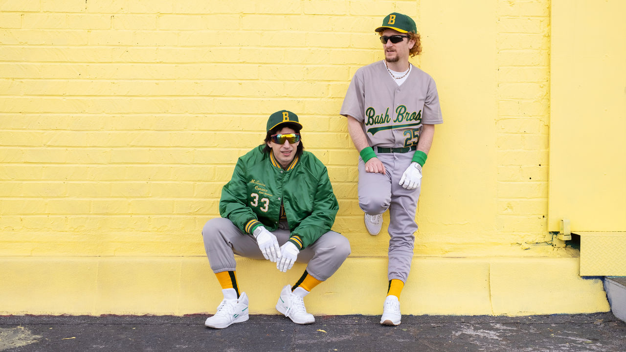 Andy Samberg: Lonely Island singer on Bash Brothers Netflix project