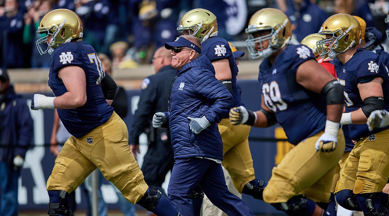 Notre Dame schedule 2019: Opponents with bye weeks draw Irish ire
