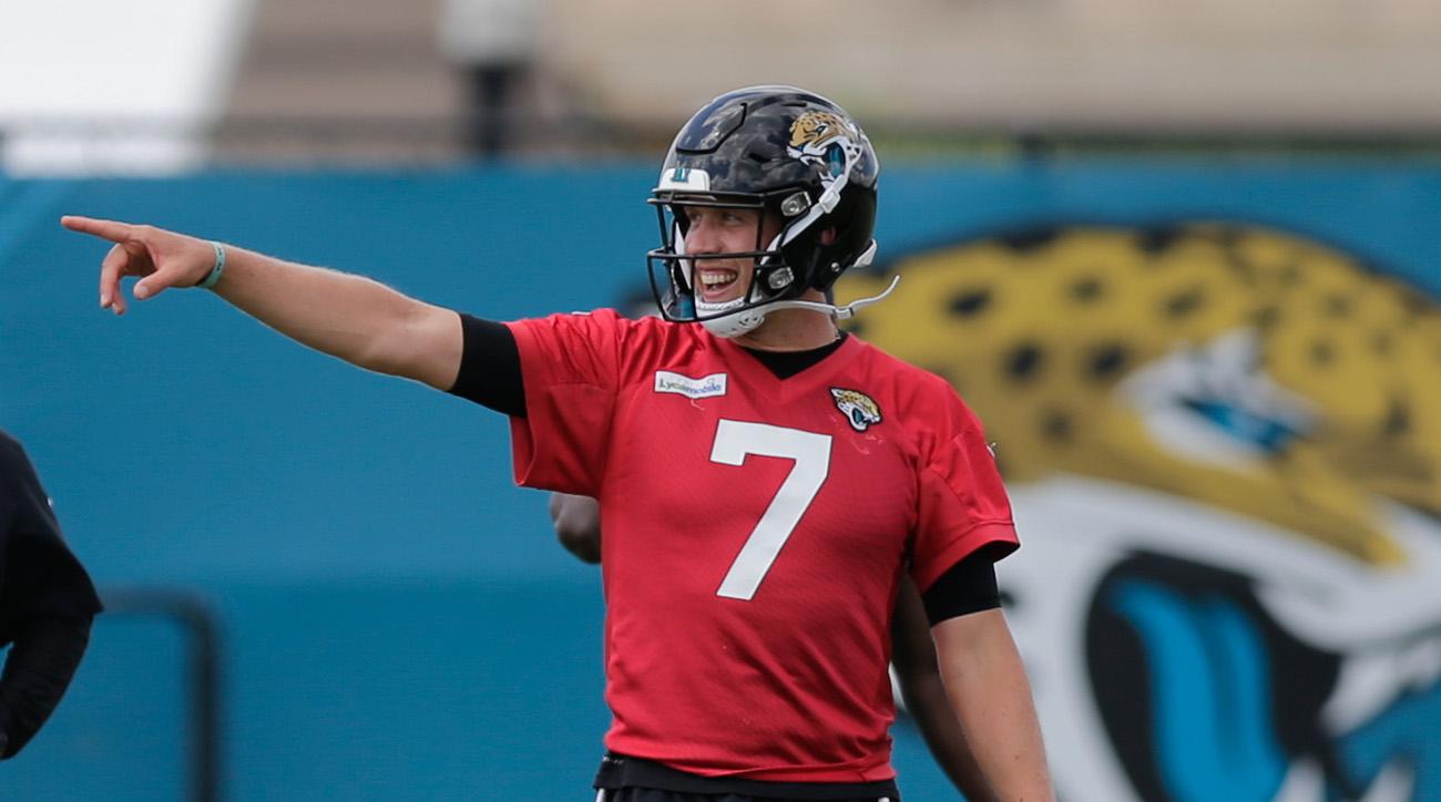 NFL: MAY 23 Jacksonville Jaguars OTA