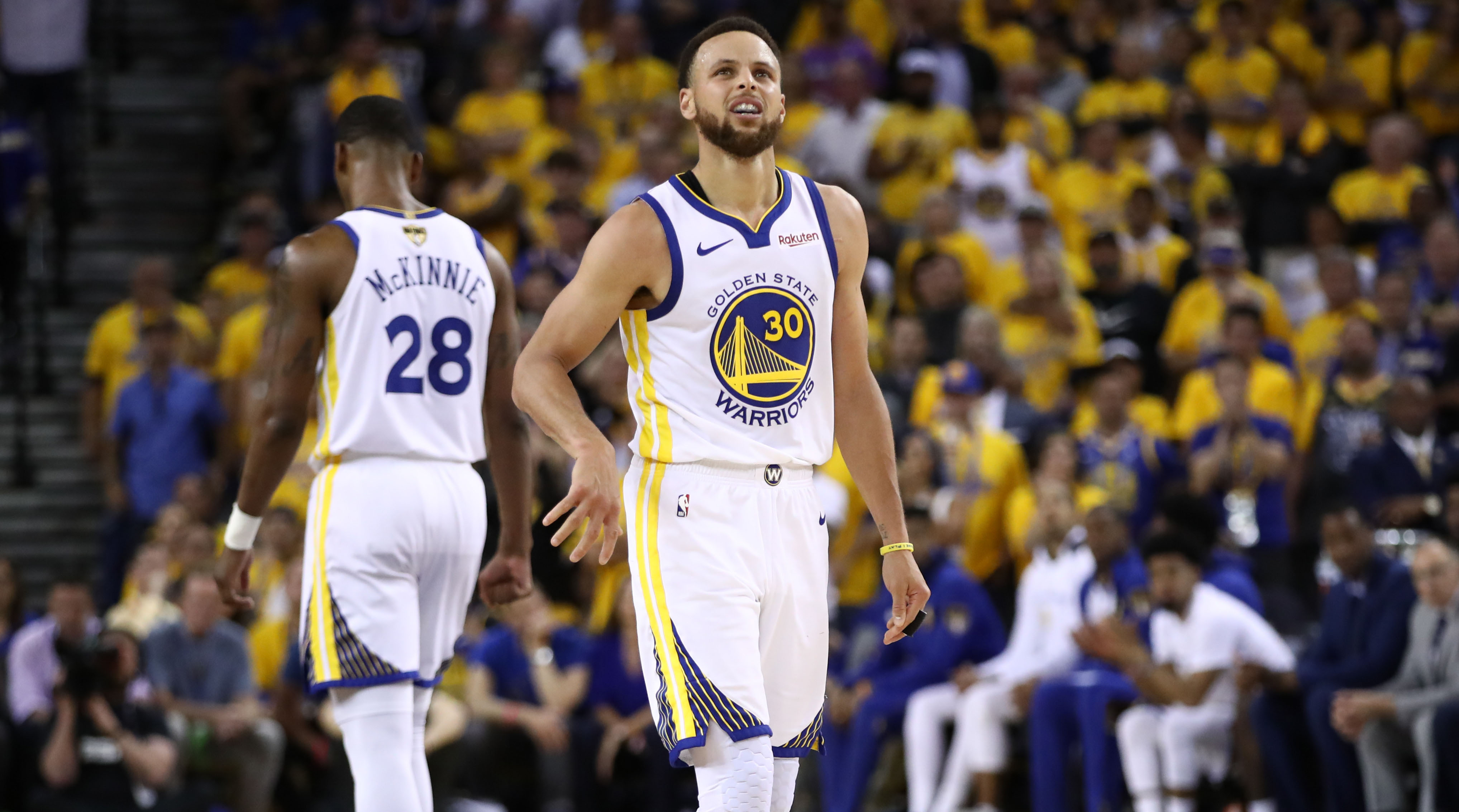 f60f3627368 NBA Finals 2019: The Raptors overwhelm Stephen Curry's all-out ...
