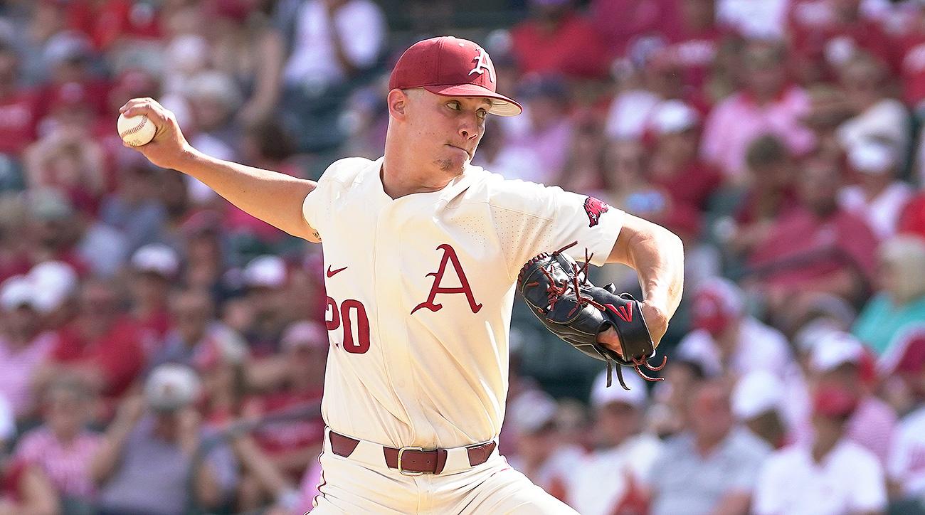 2019 College World Series teams predictions rankings Arkansas