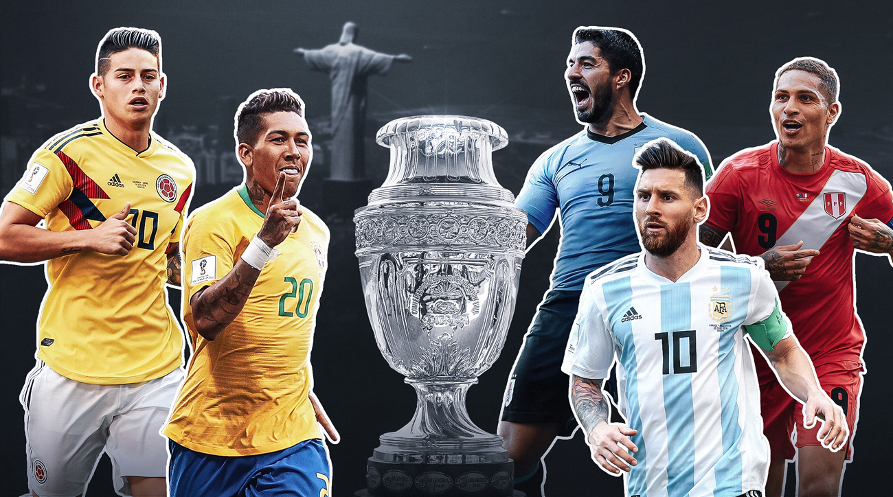 Brazil hosts the 2019 Copa America