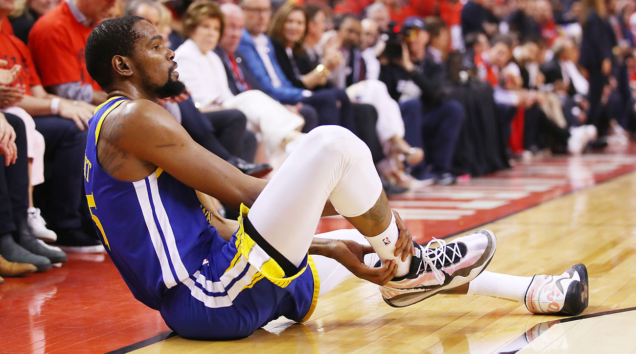 kevin durant injury news new york city doctors evaluation