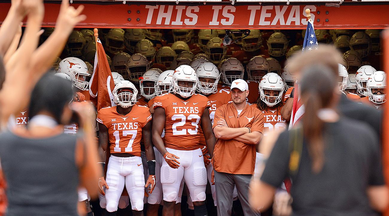 Texas Longhorns football 2019 preseason hype expectations playoff