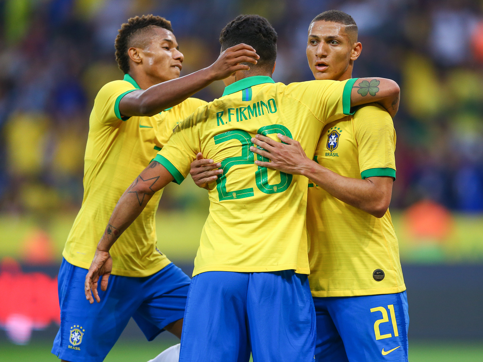 Brazil hopes to win Copa America on home soil