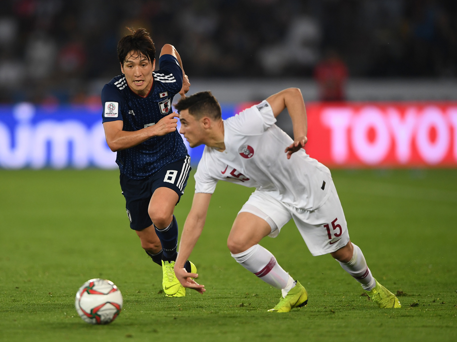 Japan and Qatar are the Copa America guest nations