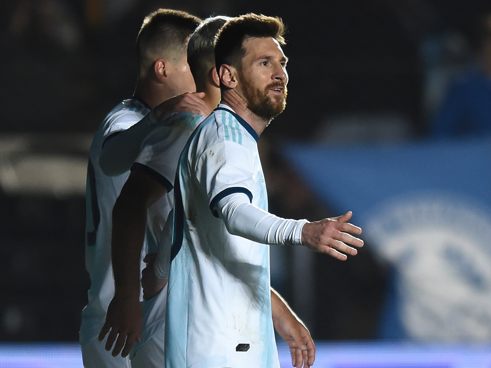 Messi and Argentina hope to win Copa America