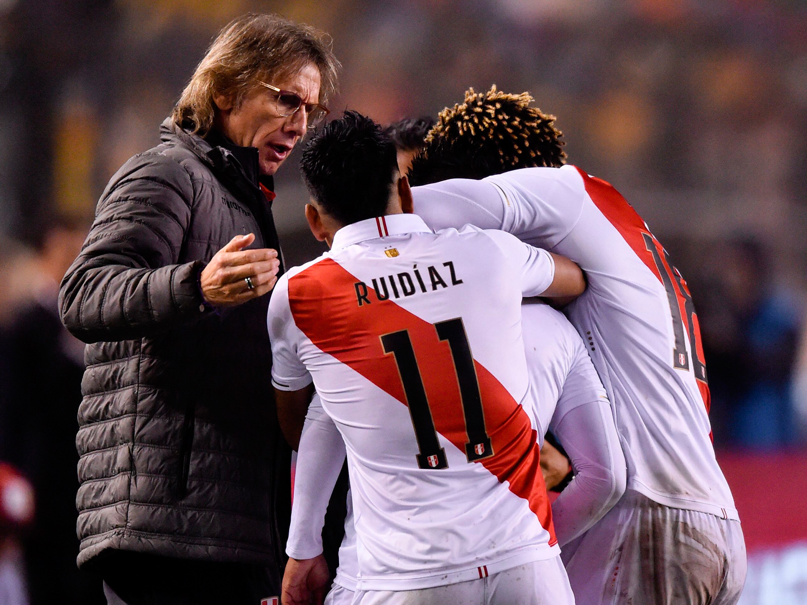 Peru is hoping to make noise at Copa America