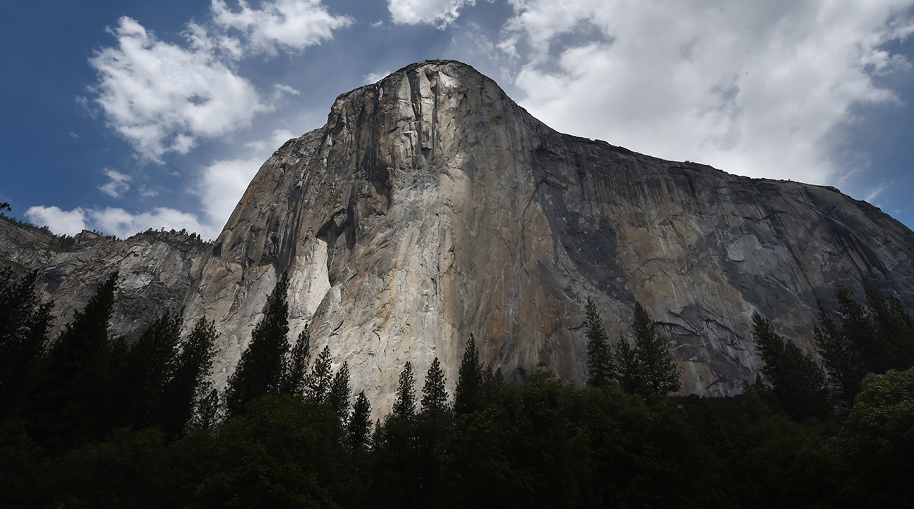 10-year-old girl climbs El Capitan