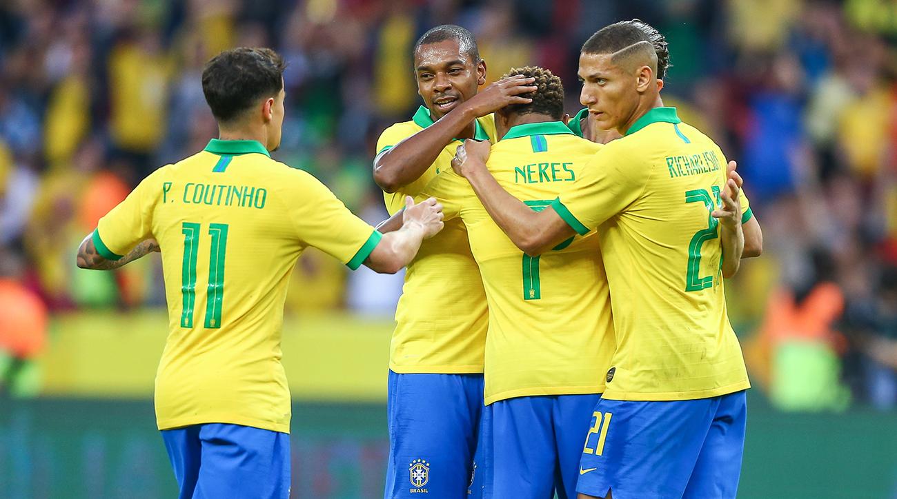 Brazil vs Bolivia copa america watch