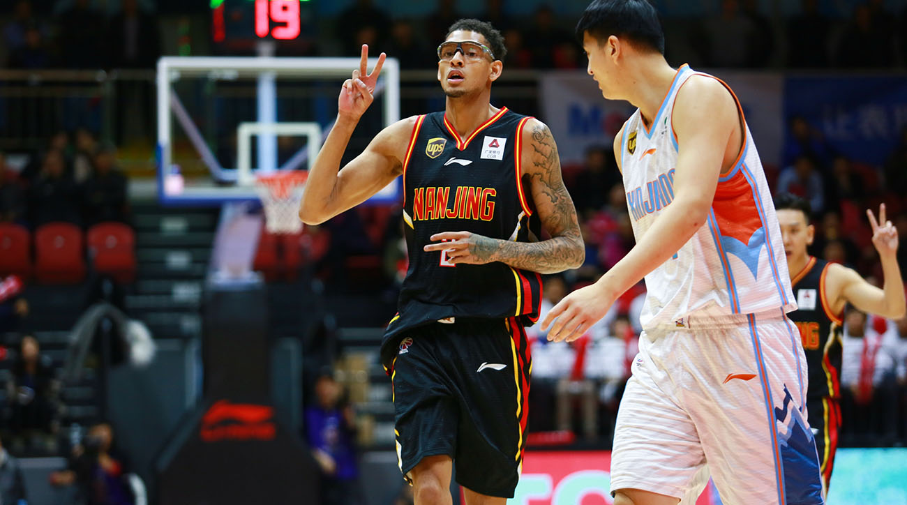 Chinese Basketball Association (CBA) League 2018/2019 Second Round - Xinjiang Flying Tigers v Nanjing Tongxi Monkey King
