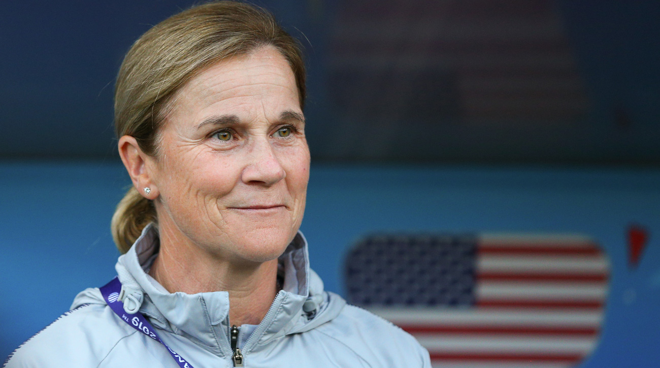Jill Ellis has managed the U.S. women's national team to a pair of wins at the Women's World Cup