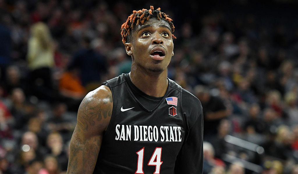 NCAA BASKETBALL: NOV 21 Cal at San Diego State
