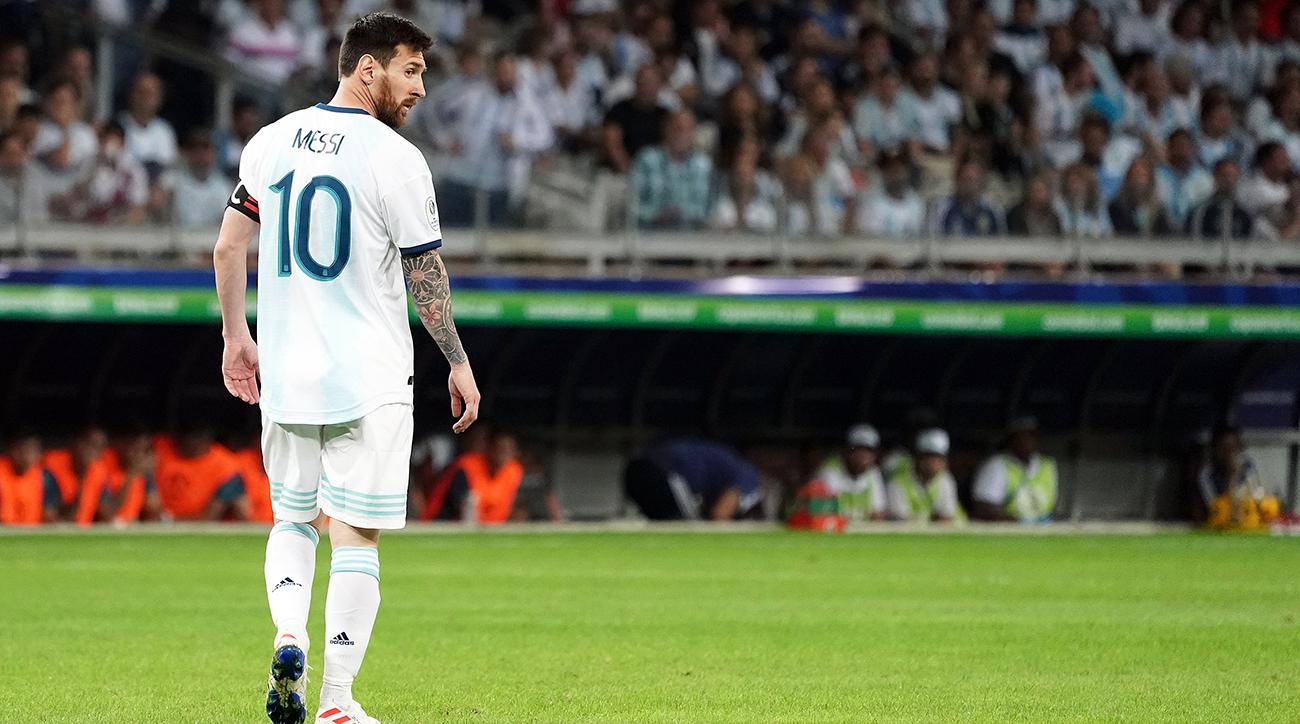 Qatar vs Argentina Copa America 2019