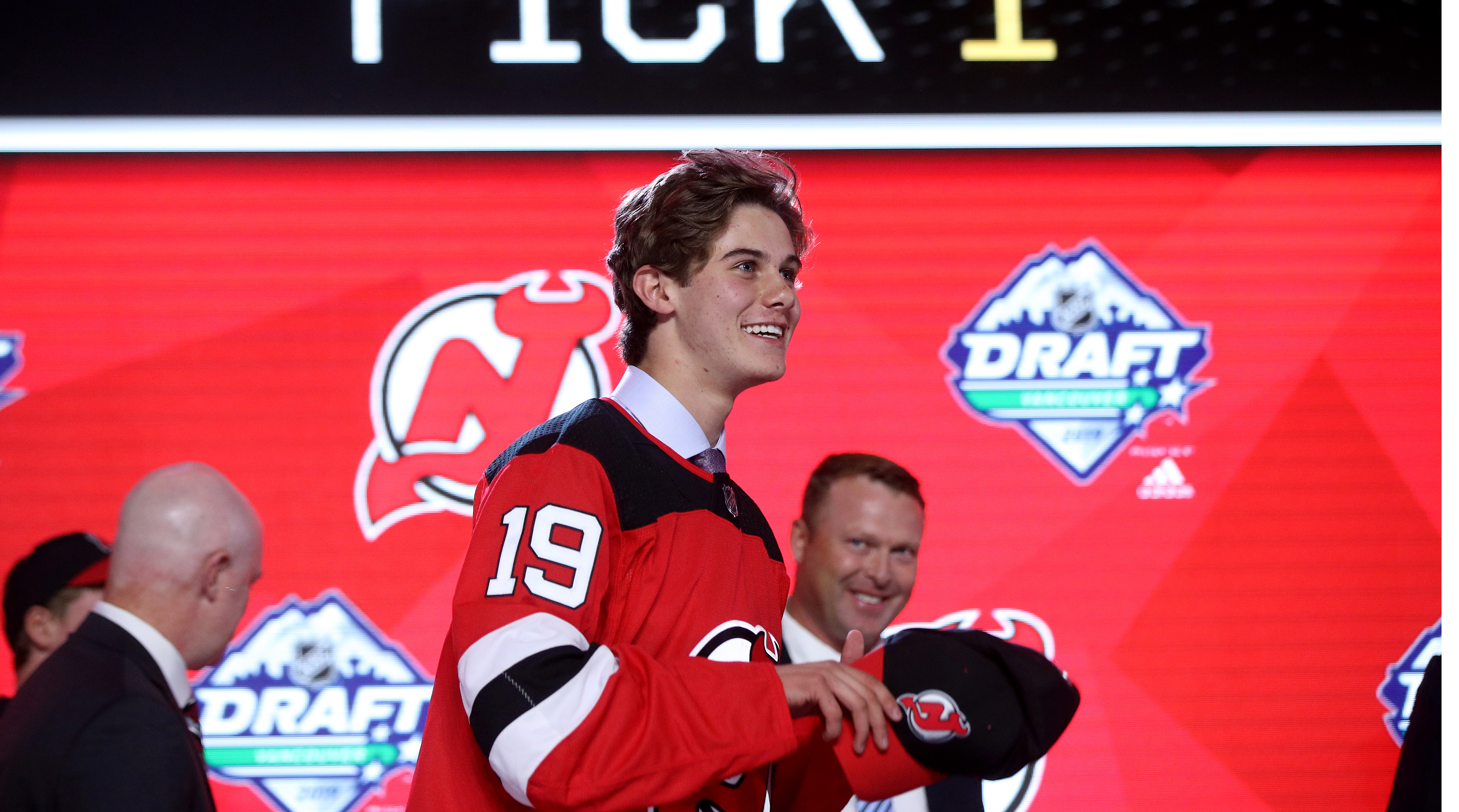 2019 NHL Draft - Round One