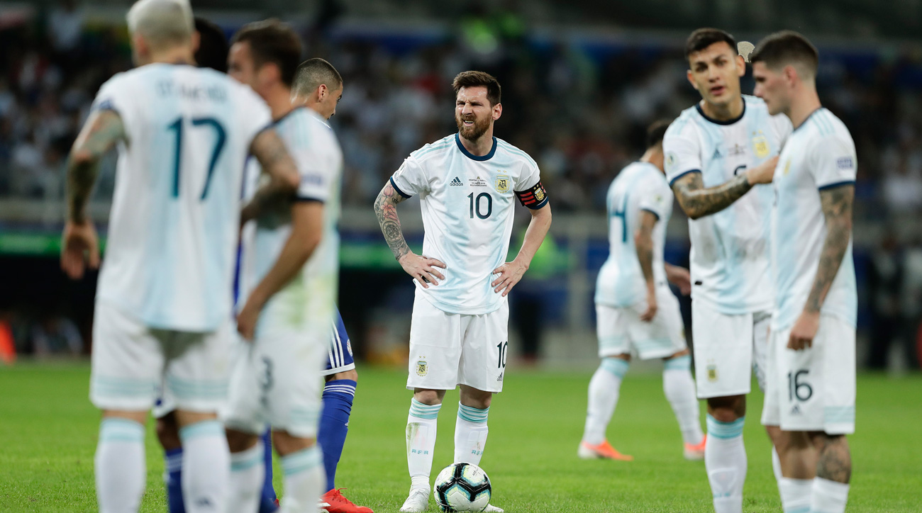 Argentina needs to beat Qatar at Copa America to advance