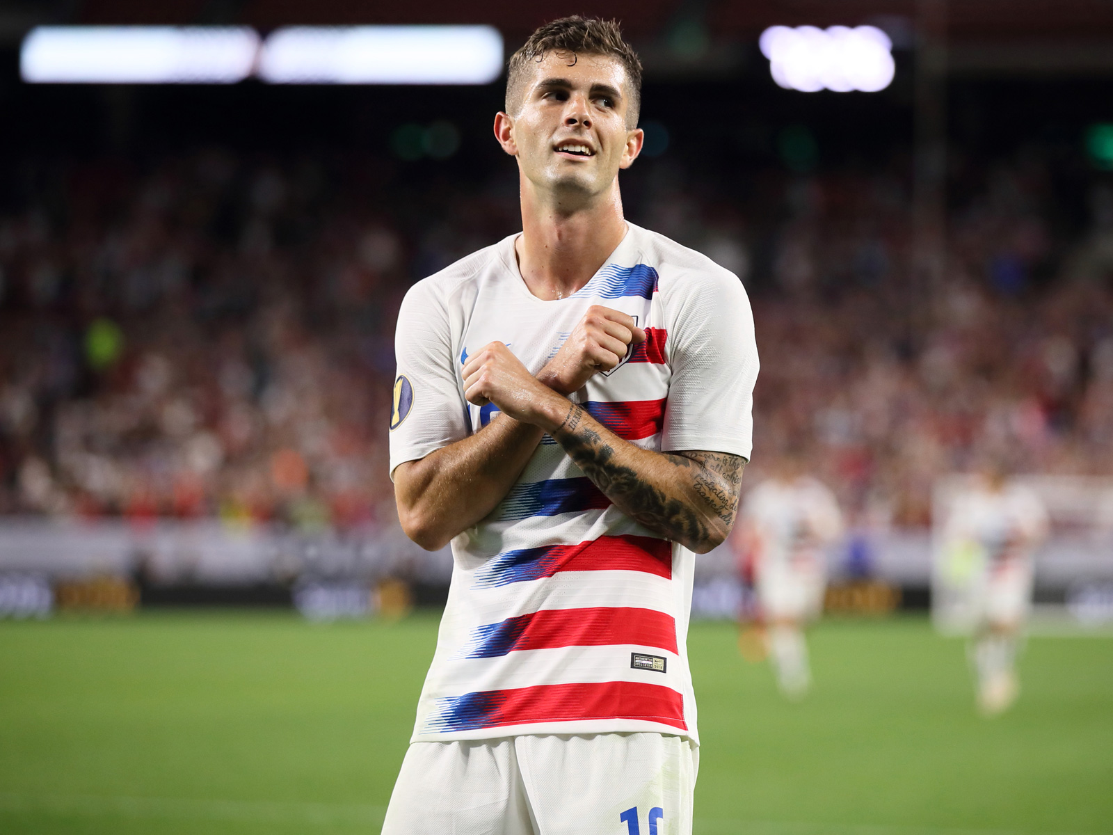 Christian Pulisic had a goal and two assists for the USMNT vs. Trinidad and Tobago