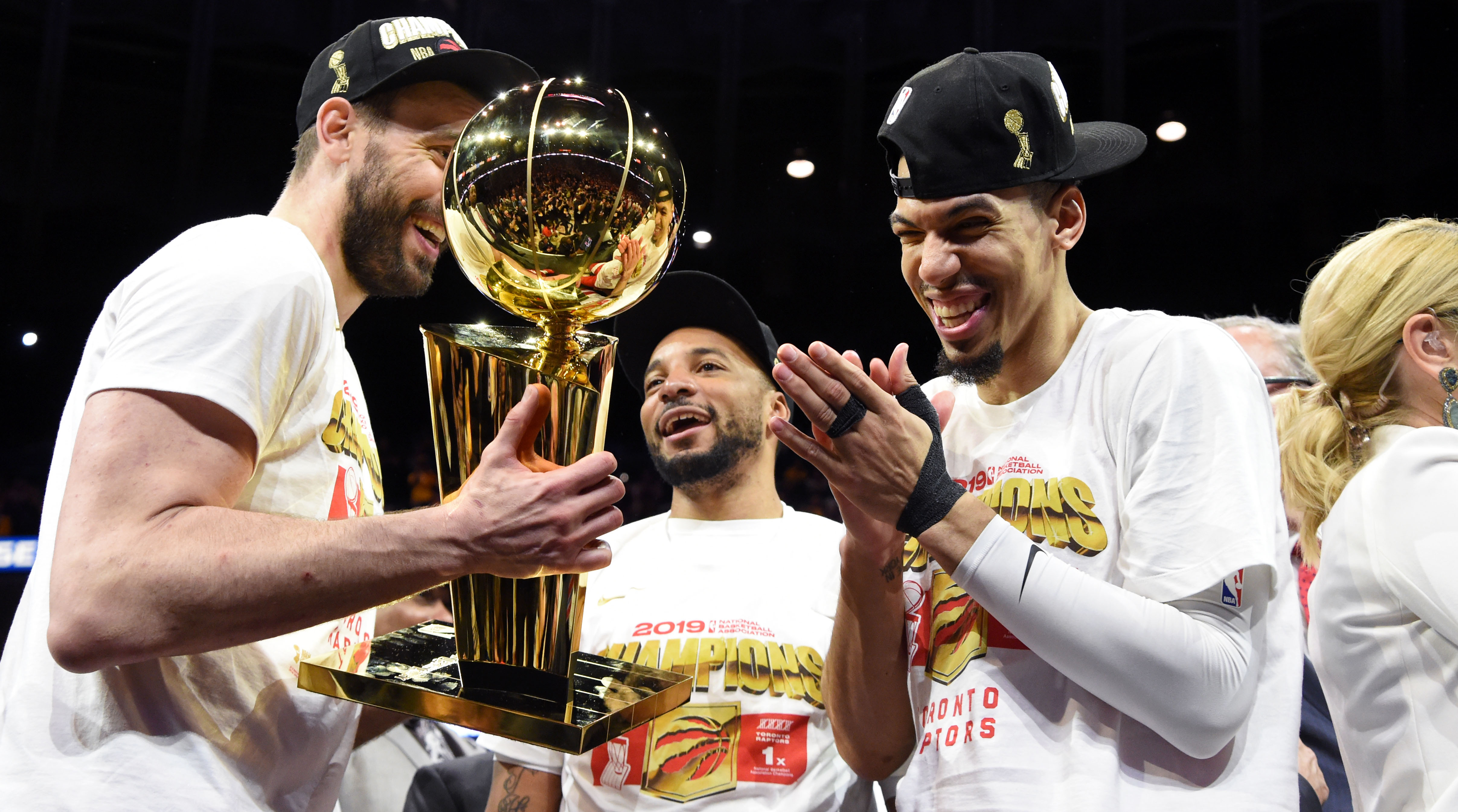 Danny Green says Raptors visiting White House is a hard no