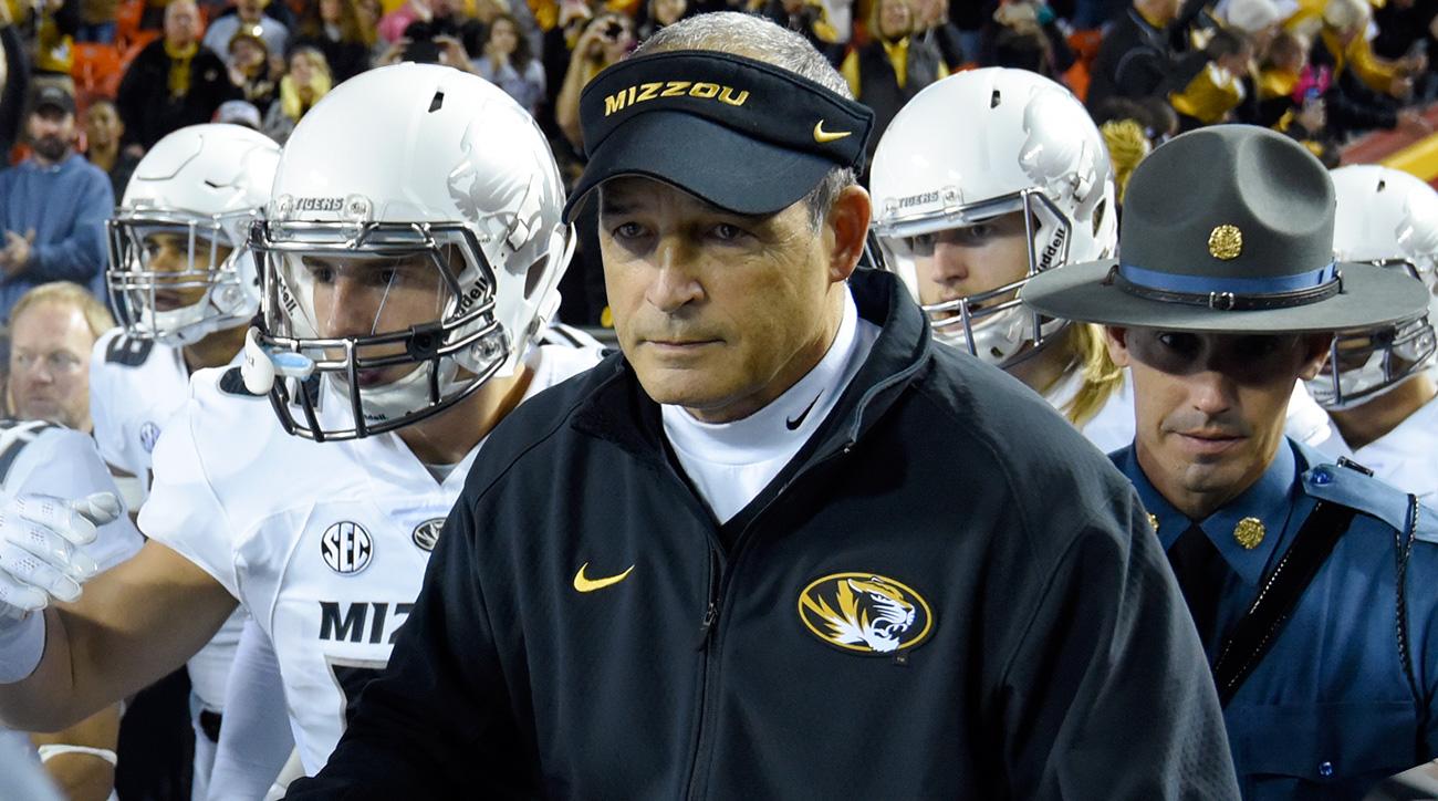 Gary Pinkel: Cancer returns for former Missouri football coach
