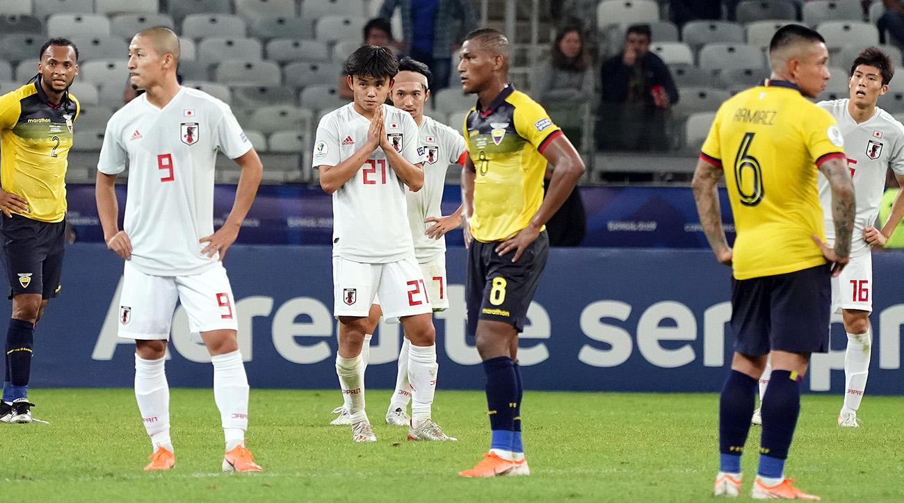 Ecuador v Japan: Group C - Copa America Brazil 2019