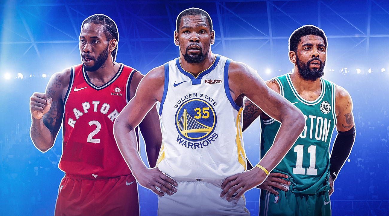 NBA Free Agency 2019: Top 50 Players Available